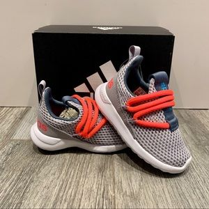 Adidas Lite Racer Adapt 3.0 Kids Shoes, NWT